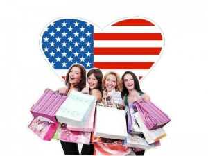 shopping i usa
