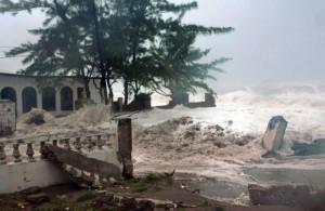 ураган Сэнди в Нью йорке