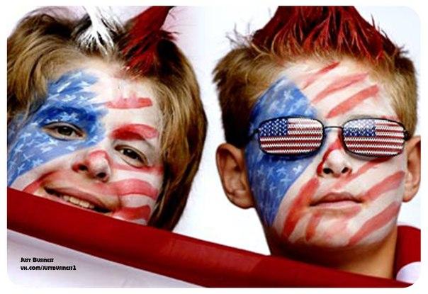 американские дети