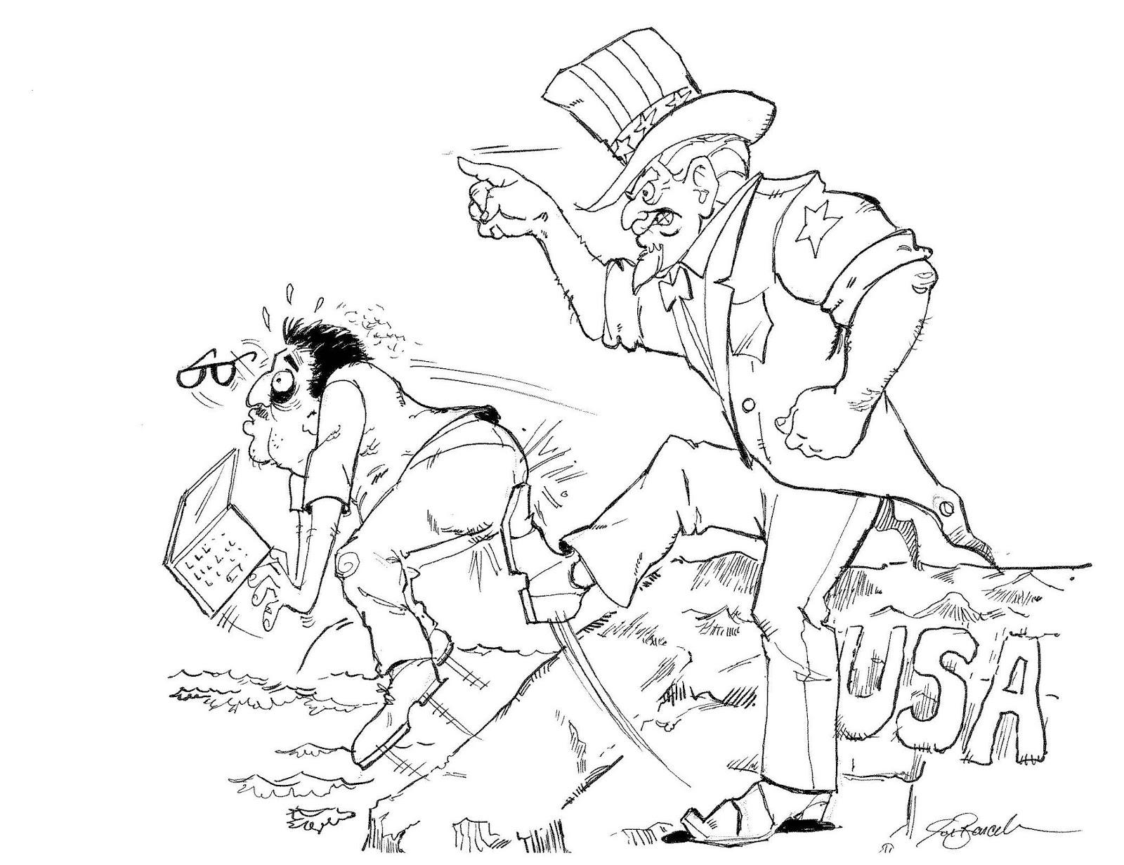 рабочая виза h1b в США